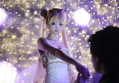 cosplayer korea sempurna  boneka
