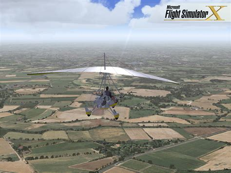 Kaset Microsoft Flight Simulator microsoft flight simulator x screenshots