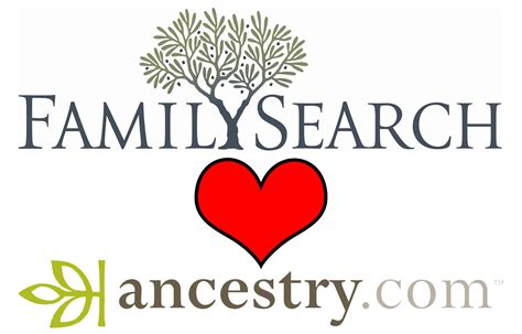 Search Ancestry Ancestry And Familysearch Org Working Together Landes Family Tree Research