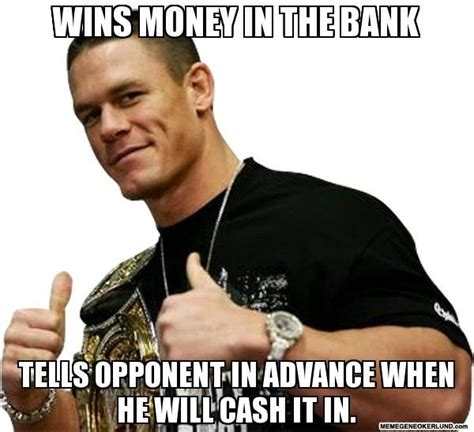 Funny John Cena Memes - john cena on pinterest wwe meme and wrestling via