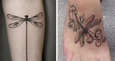 imagenes de tatuajes de libelulas 40 dise 241 os de tatuajes de lib 233 lulas para mujeres