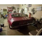 124377l123409  1967 Camaro RS Full Chassis Drag Car