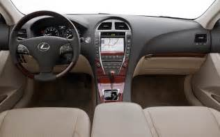 Lexus Es Interior 2011 Lexus Es 350 Interior Photo 37470779 Automotive