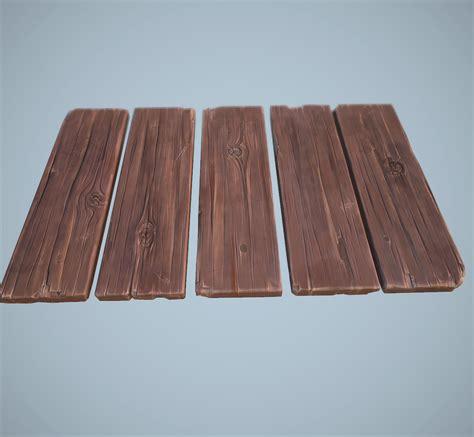 zbursh wooden planks artstation wooden planks alexey b