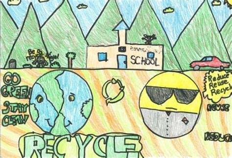 contest environment ioi 2012 annual recycling poster contest environmental resources