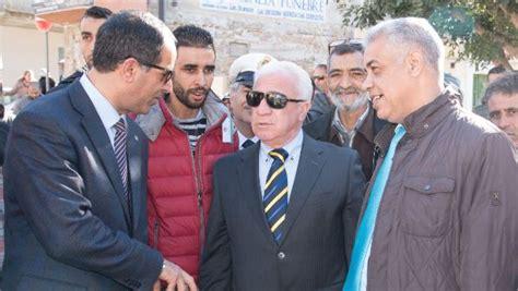 consolato marocco palermo il console marocco generale abderrahman fyad in