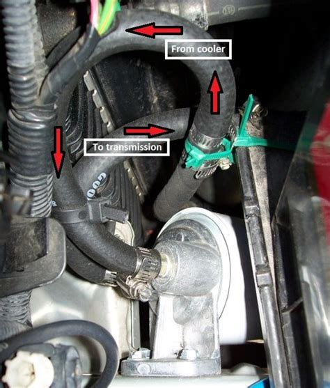change transmission fluid