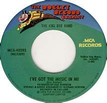45cat the kiki dee band i've got the music in me