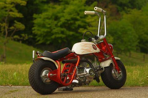 Mini Trial Motorrad by Honda Mini Trail Bikes Pinterest Motorr 228 Der F 252 R Zu