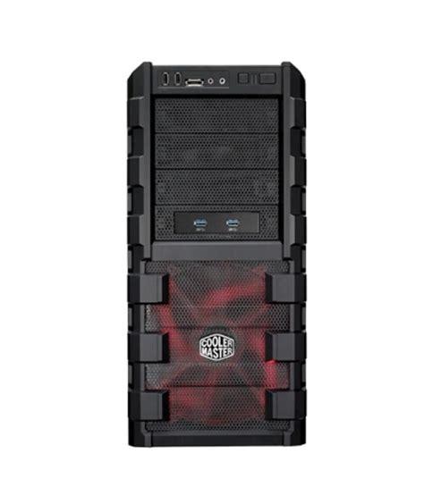 cooler master full tower cabinet price cooler master haf 912 combat transparent side panel mid