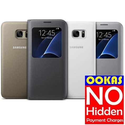 Trand Samsung Galaxy S7 Edge Backpack Black Original Tsp387 genuine samsung galaxy s7 edge s view end 4 6 2018 1 49 pm