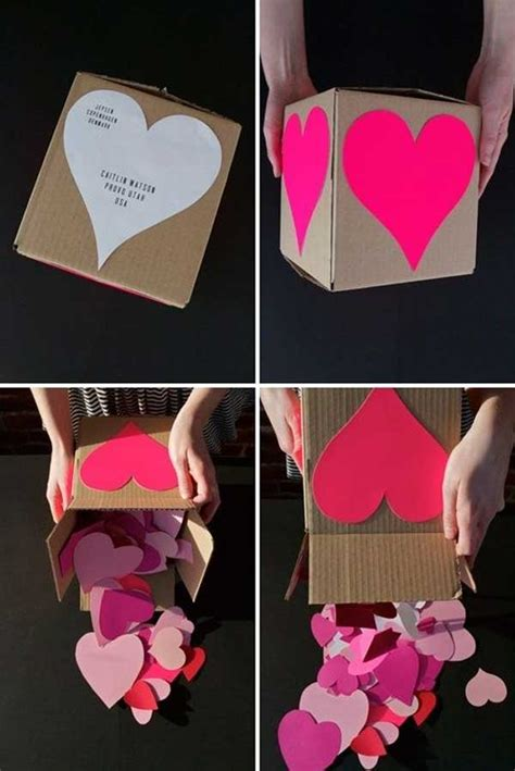 top  easy heart shaped diy crafts  valentines day