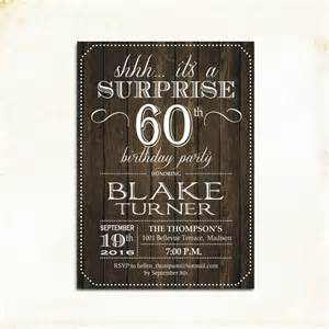 60th birthday invites free template 25 best ideas about birthday invitations on