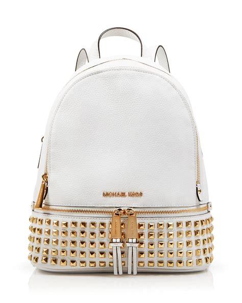 Mk Backpack Studded michael michael kors backpack bloomingdale s exclusive