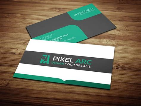 free business card template print ready professional visiting card design psd theveliger