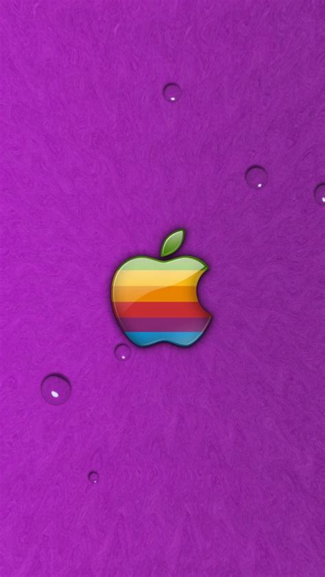 red crystal apple logo iphone wallpaper iphones ipod wallpaper iphone apple logo wallpaper 1 10767