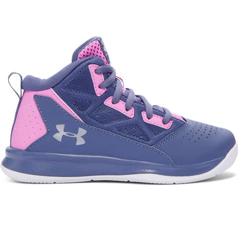 armour shoes for armour girls pre school jet mid basketball shoes