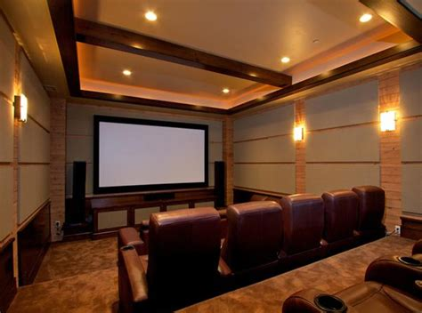inspiring home theater design  collection