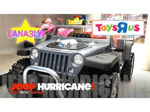 Electric Car Toys R Us Best Popular Jeep Hurricane Ride On Electric Car Test