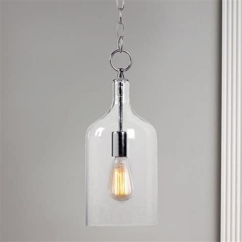 glass jug pendant light glass jug pendant light pendant lighting by shades of