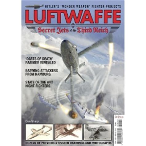 occult secrets of the third reich books luftwaffe secret jets of the third reich bookazine by