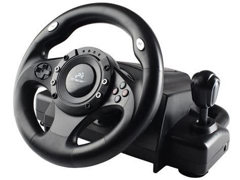 Steering Wheel To Brake Pedal tracer drifter quality steering wheel gearbox pc ps2 ps3 black ebay