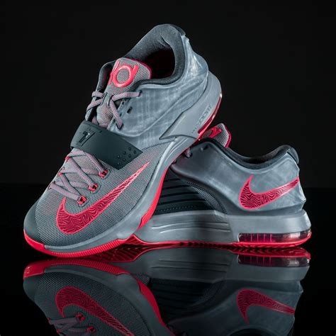 the new kd basketball shoes the court in the nike kd vii basketball