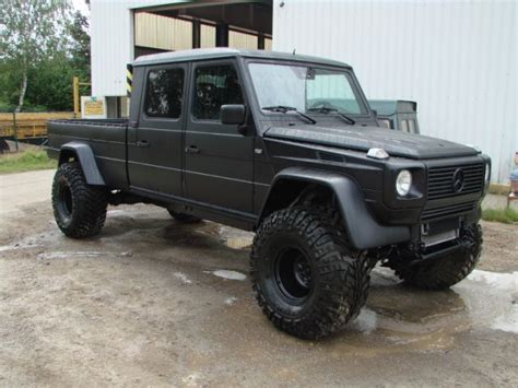 mercedes truck lifted mercedes g wagon up conversion terrain