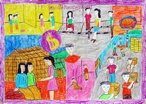 Child Rights Drawings