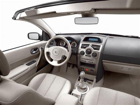 renault megane 2004 interior renault megane 2004 interior image 102