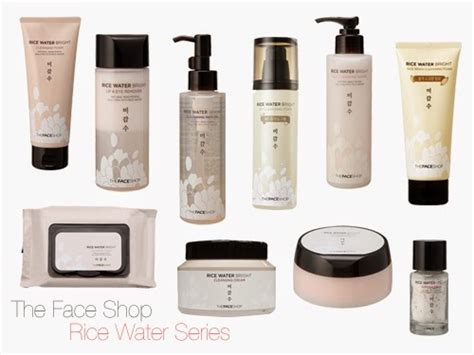 Harga The Shop Rice Water Bright the shop rice water series cosmetic and supply