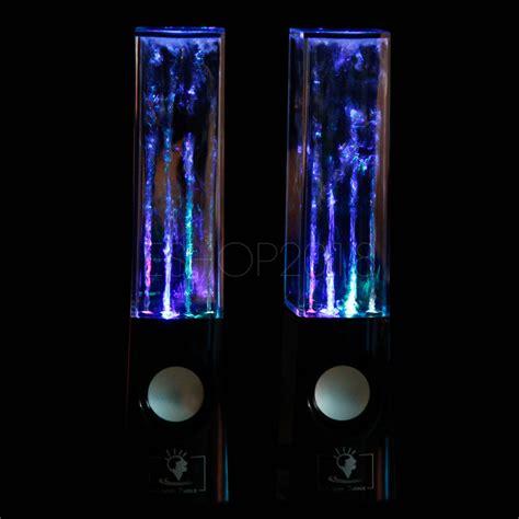 Led Light Speakers by Led Water Light Speakers For Laptop