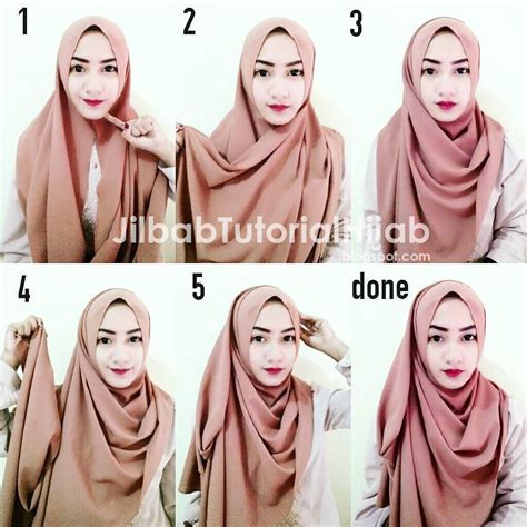 hijab tutorial pashmina for party hijab tutorial style hijab pashmina jilbab tutorial hijab