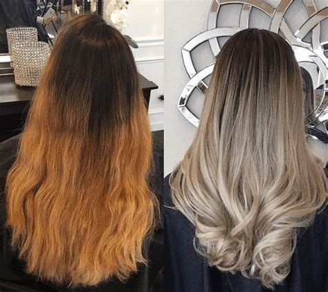 brassy hair color fix at home busy diy toning brassy hair of brassy hair