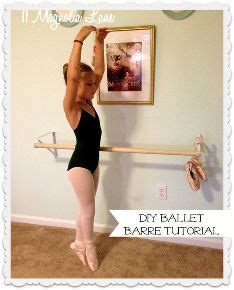 sexy dance in bedroom tutorial how to make your own diy ballet barre ballet