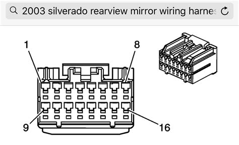 subaru rear view mirror wiring diagram wiring diagrams
