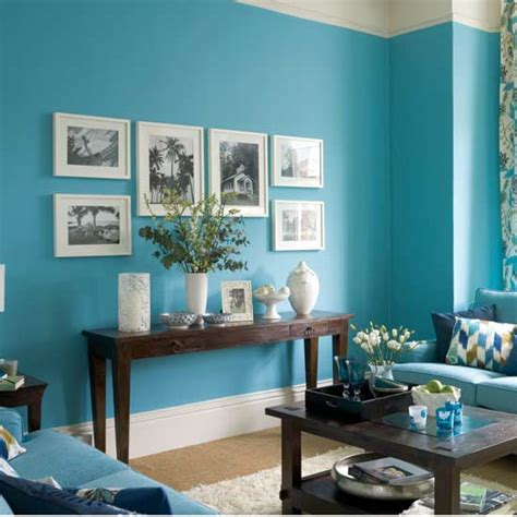 Blue Living Room by Living Room Paint Living Room Paint Colors Paint Colors