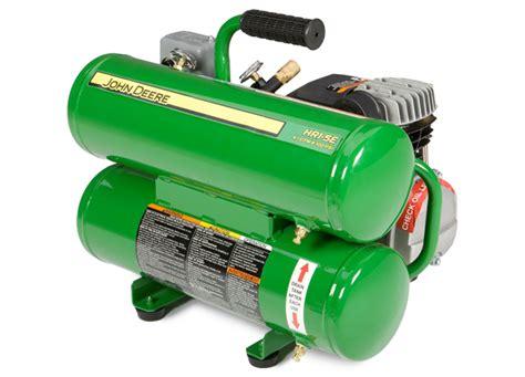 hr1 5e carry electric air compressor johndeere