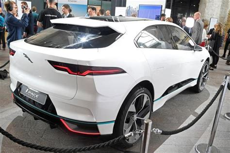 jaguar range of cars jaguar land rover plans to give model range an electric