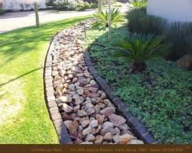 Backyard Drainage Pipe Garden Drainage Trench Gardening Pinterest