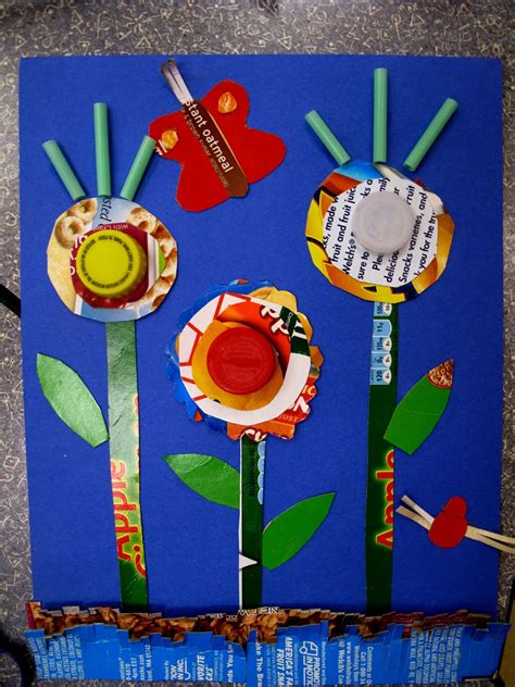 gardens  recycled materials fun family crafts