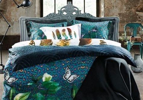 Sprei Butterfly Biru 100x200x30 Cm dyck bohemian butterfly dekbedovertrek sfeervolle slaapkamer luxe dekbedovertrekken