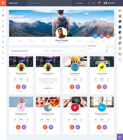social network layout psd olympus social network psd template v1 5 by odin design