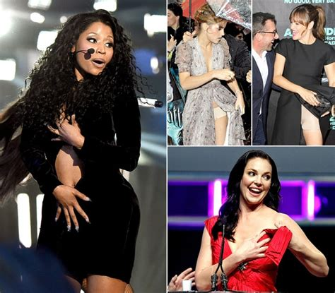 most embarrassing celeb wardrobe malfunctions ever most embarrassing wardrobe malfunctions ever us weekly