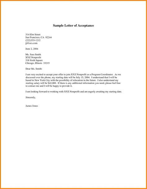 Acceptance Letter For A Teaching Ppt Acceptance Letter For Teaching Assistant