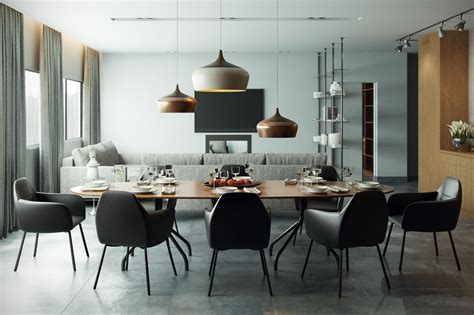 Dining Rooms by 20 Dining Rooms Visualized