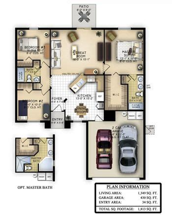 house plans with separate kitchen 23 best images about floor plans on pinterest luxury floor plans house plans and