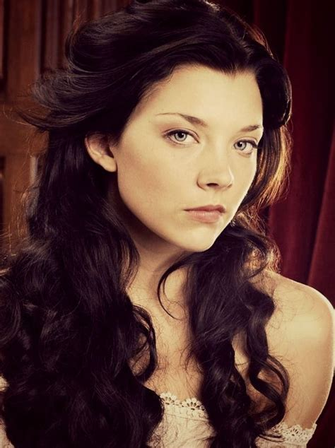 Natalie Dormer As Boleyn by Natalie Dormer As Boleyn Promoshoot For Season 1