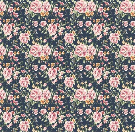 vintage pattern wallpaper tumblr vintage flower backgrounds wallpaper cave