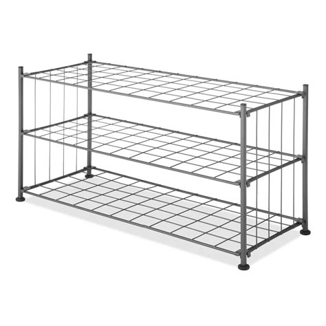 black wire shelving home depot 72 in h x 36 in w x 16 in